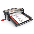 Ellison® SuperStar™ Excel Die Cutting Machine w/Extended Sliding Tray & Sliding Adapter Pad