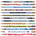 Reading & Motivational Pencils - 24/Pkg