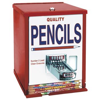 pencil vending machine for sale