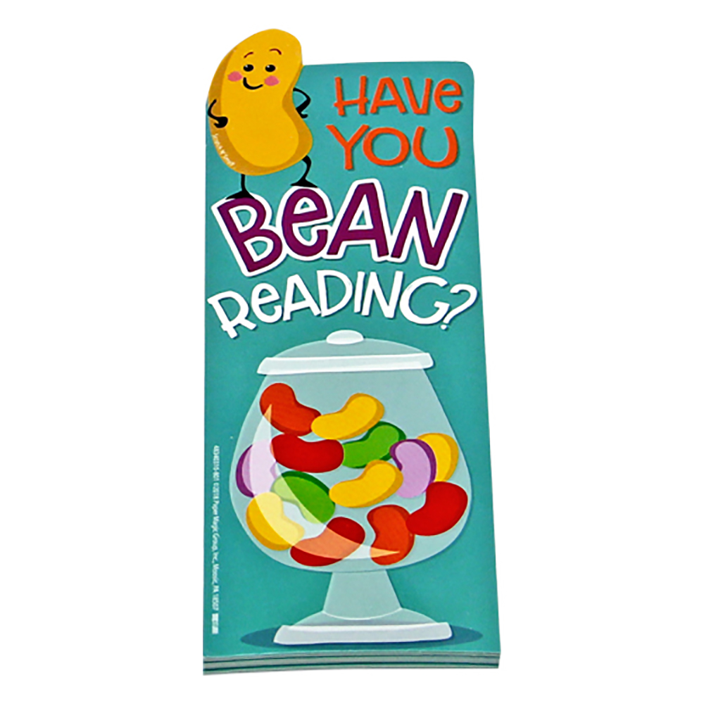 Have You Bean Reading? Scented Bookmarks - 24/Pkg