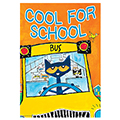 Pete the Cat Cool For School Poster