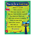 Pete the Cat How To Be A Cool Cat Chart Poster