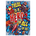 Marvel™ Super Hero Adventure There Is A Hero In All Of Us! Poster