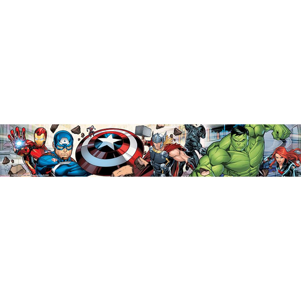 Marvel™ Super Hero Characters Wide Deco Trim®
