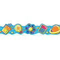 STEM Explore and Discover Icons Wide Deco Trim®