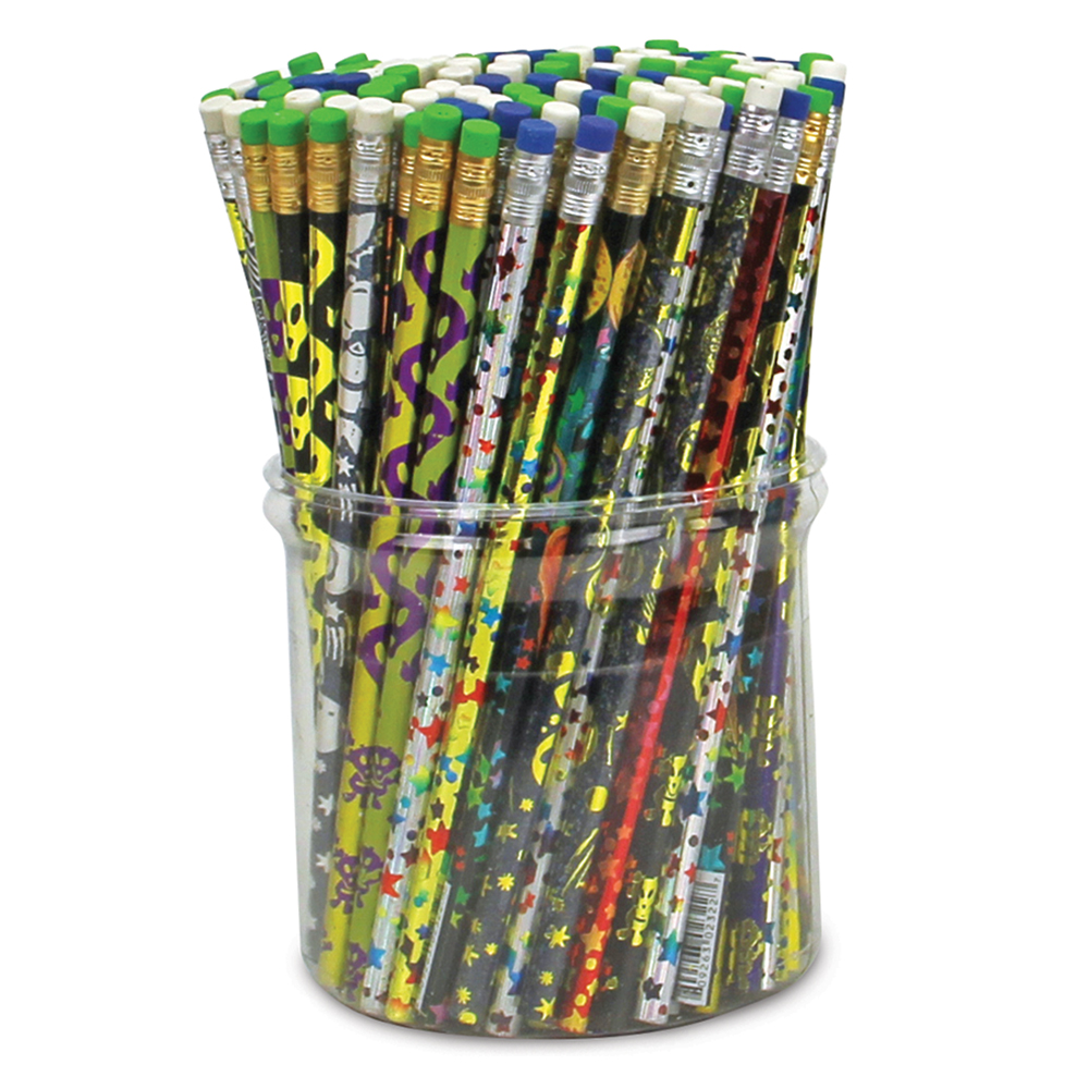 Out Of This World Pencil Assortment Tub - 144/Pkg