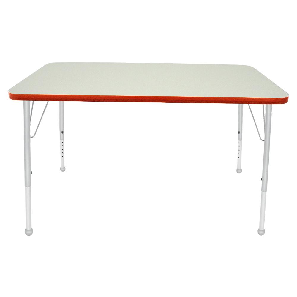 Mahar® Creative Colors Activity Table - Rectangle