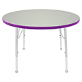 Mahar® Creative Colors Activity Tables - Round