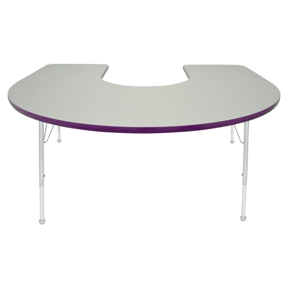 Mahar® Creative Colors Activity Table - Horseshoe