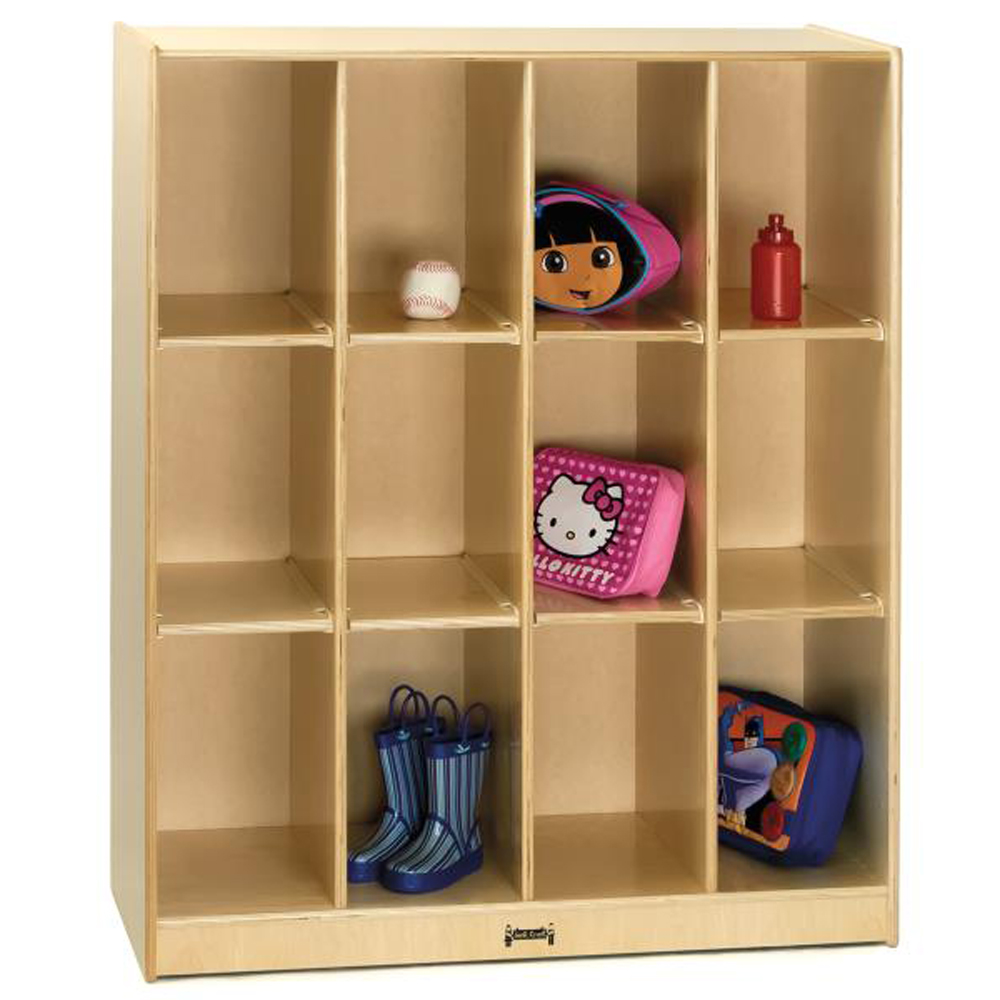 Jonti-Craft® 12 Cubbie Locker Storage