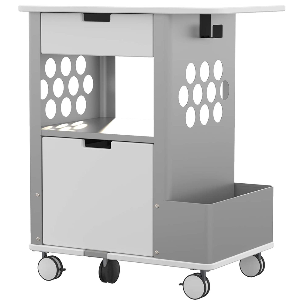 Safco® Rolling Storage Cart