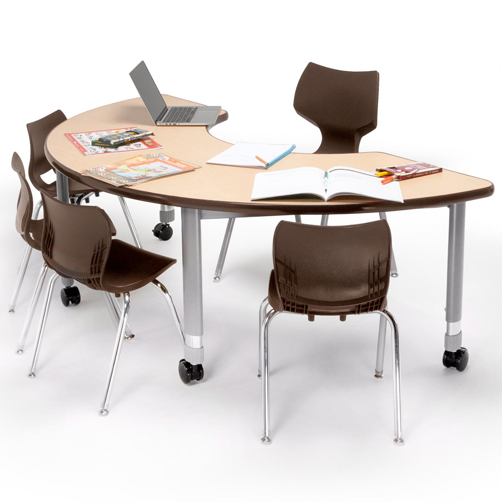 SMITH SYSTEM® Interchange Activity Table - Half Moon