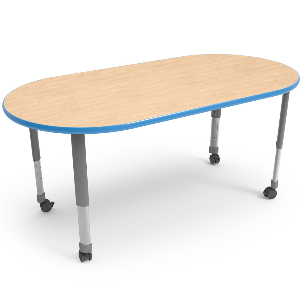 SMITH SYSTEM® Interchange Activity Table - Racetrack
