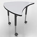 cef Dry Erase Nesting Tables- Triangle