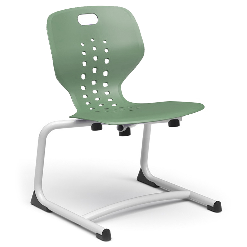 """Paragon EMOJI™  Chairs -  Sled Base, 14"""" Seat Height"""