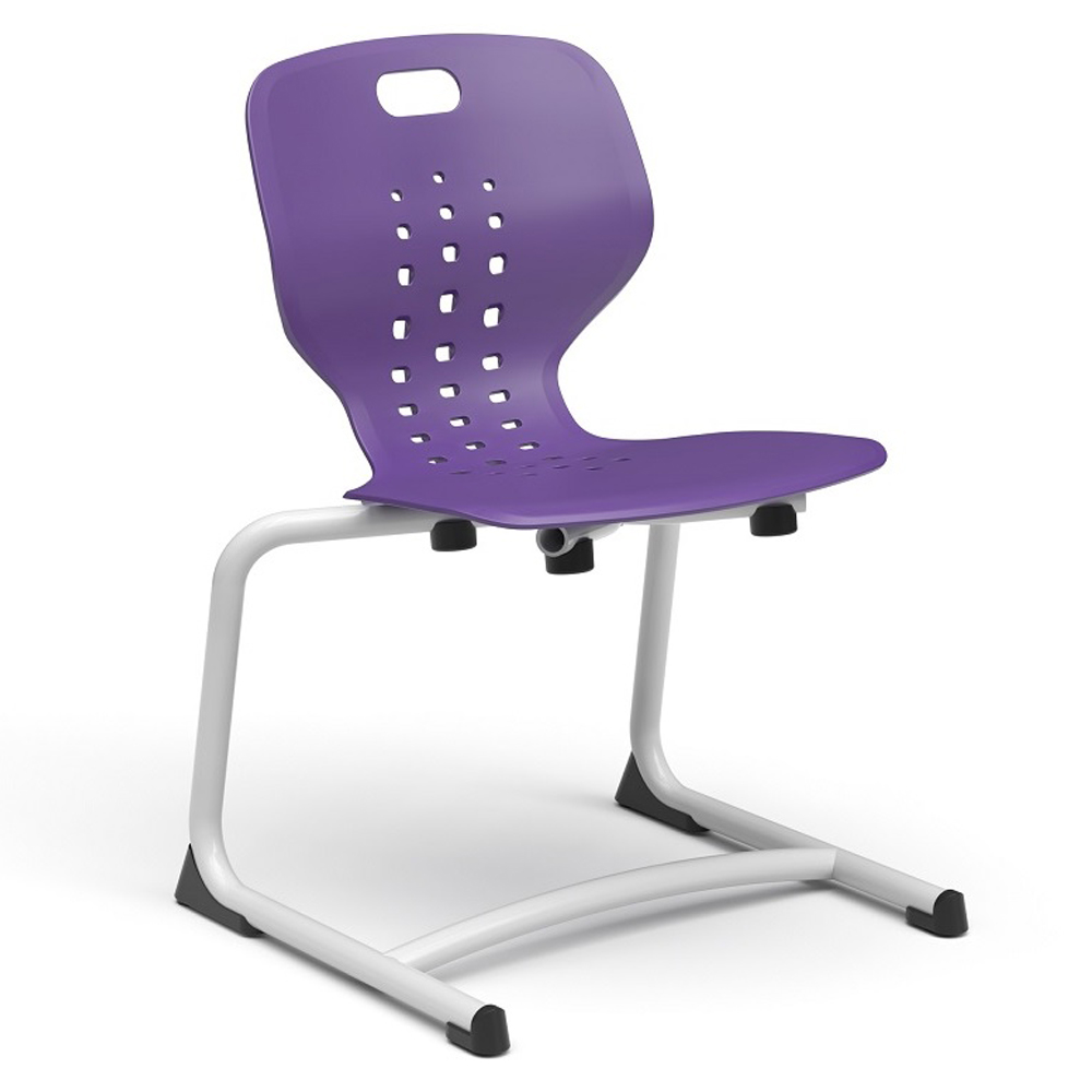 "Paragon EMOJI™  Chairs -  Sled Base, 16"" Seat Height"