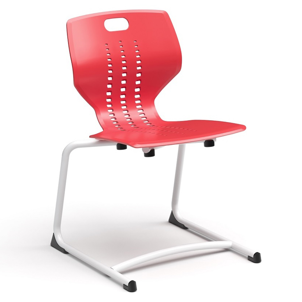 "Paragon EMOJI™ Chairs - 18""H, Sled Base, Grade 6+"