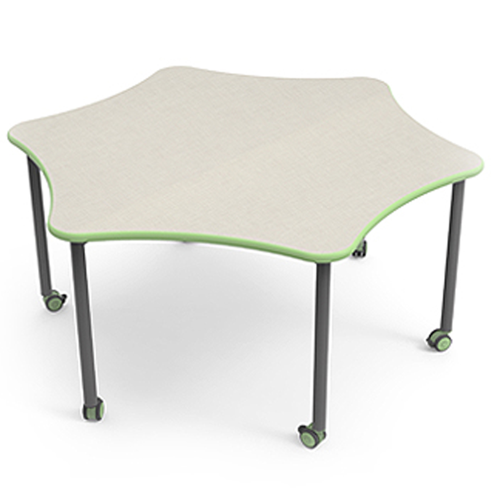 SMITH SYSTEM® Elemental™ 6-Star Table