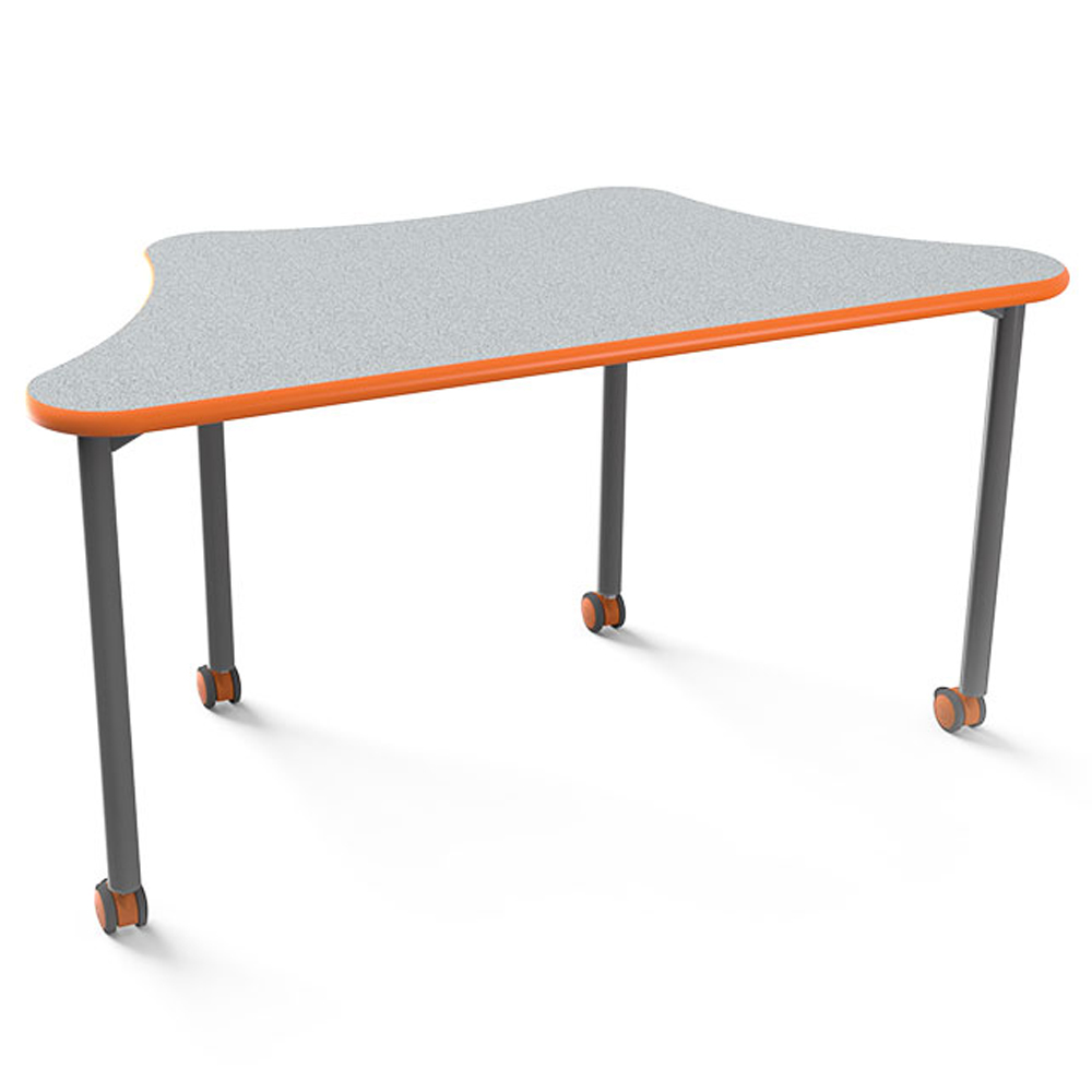 SMITH SYSTEM® Elemental™ Engage Activity Table - Trapezoid