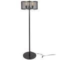 Industrial Mesh  Floor Lamp
