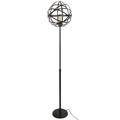 Industrial Lynx Floor Lamp
