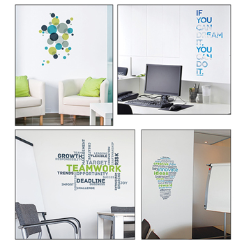 PAPERFLOW Deco Wall Transfers  sc 1 st  The Library Store & Wall Art - PAPERFLOW Deco Wall Transfers