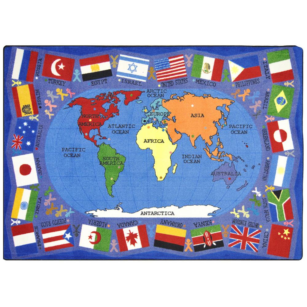 Joy Carpets Flags of the World™Carpets