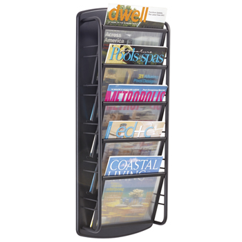 SAFCO Impromptu Magazine Racks - 5/Pockets