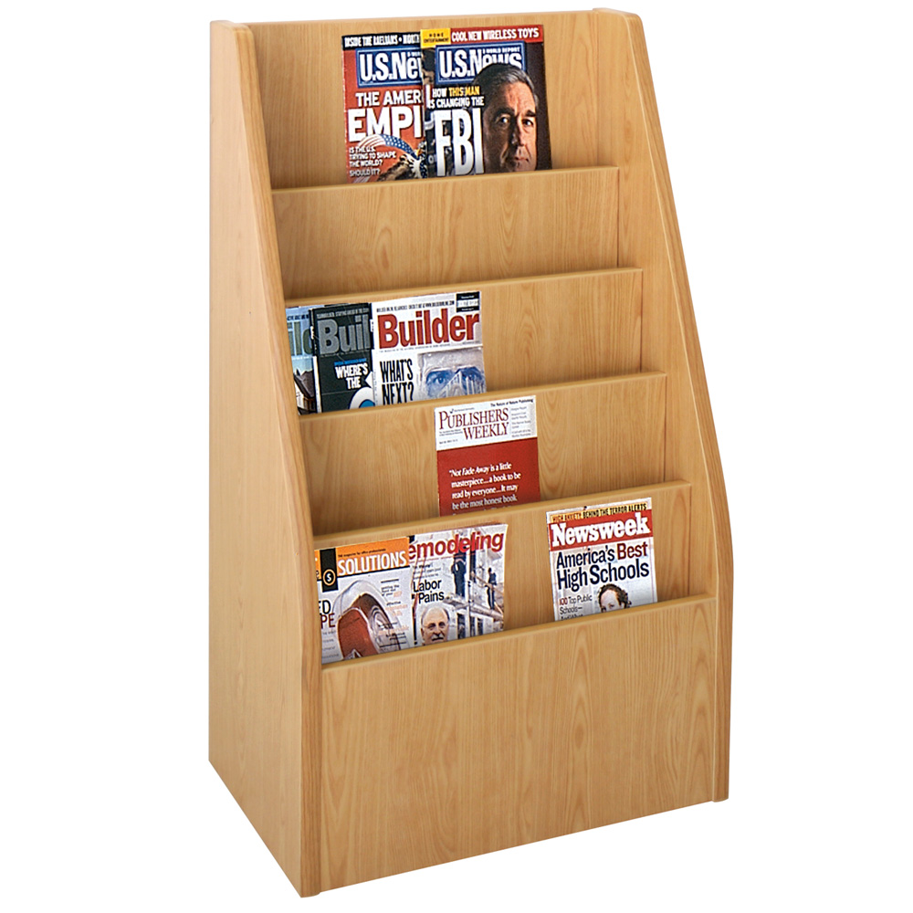 IRONWOOD Magazine End-of-Range Display