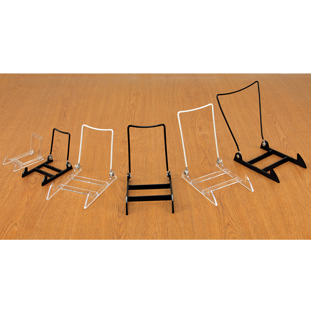 Countertop Acrylic-Wire Easels