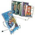 Fellowes® Wire Book Display Stands