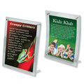 deflecto® Superior Image Acrylic Sign Holders