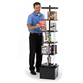 MAR-LINE® Large Book Rotor Stand