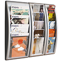 PAPERFLOW Quick Fit Literature Wall Displays