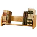 Economy Hardwood Book Rack