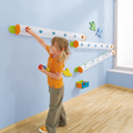 HABA® Wall - Mounted Marble Track