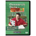 Evaluating Sources Research Skills for Students DVD