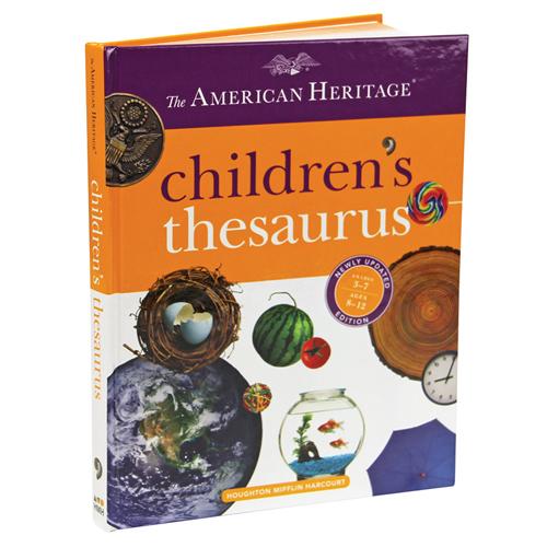The American Heritage® Children's Thesaurus