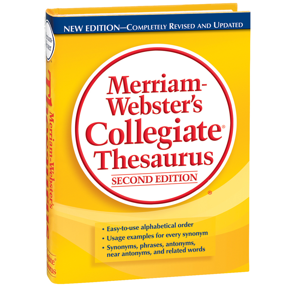 Merriam-Webster's® Collegiate Thesaurus