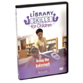 Using the Internet: Library Skills for Children DVD