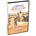 Using the Library: Library Skills for Children DVD