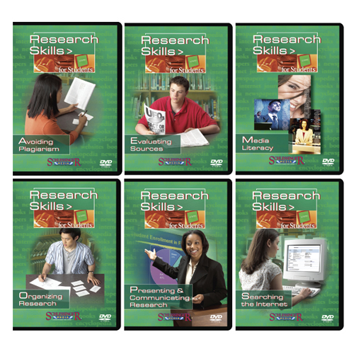 Research Skills for Students DVD Series