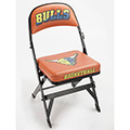 GV PRO Courtside Chairs - Folding Chair, Digital Print Logo