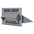 American Book Returns Thru Wall Return - Book Drop & Chute
