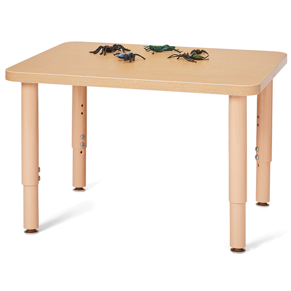 Jonti-Craft® Purpose+ Tables - Small Rectangle