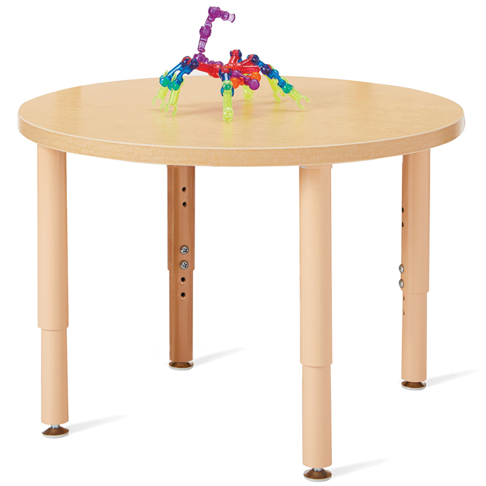 Jonti-Craft® Purpose+ Tables - Round