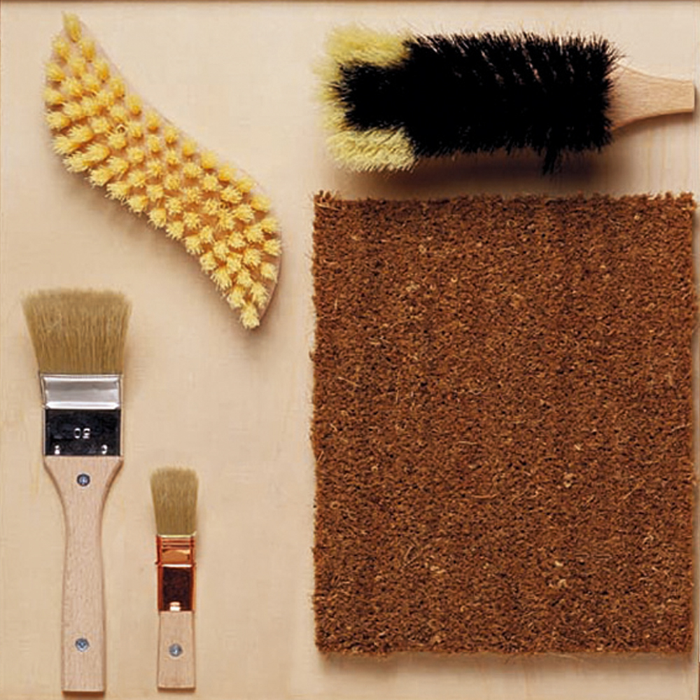 HABA® Sensory Wall Panels - Bristle Brushes
