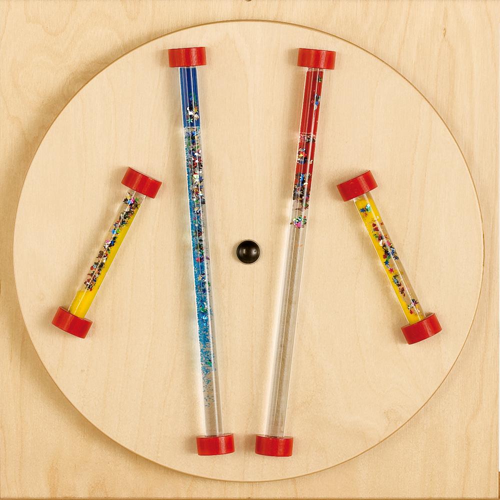 HABA® Sensory Wall Panels - Glitter Rods