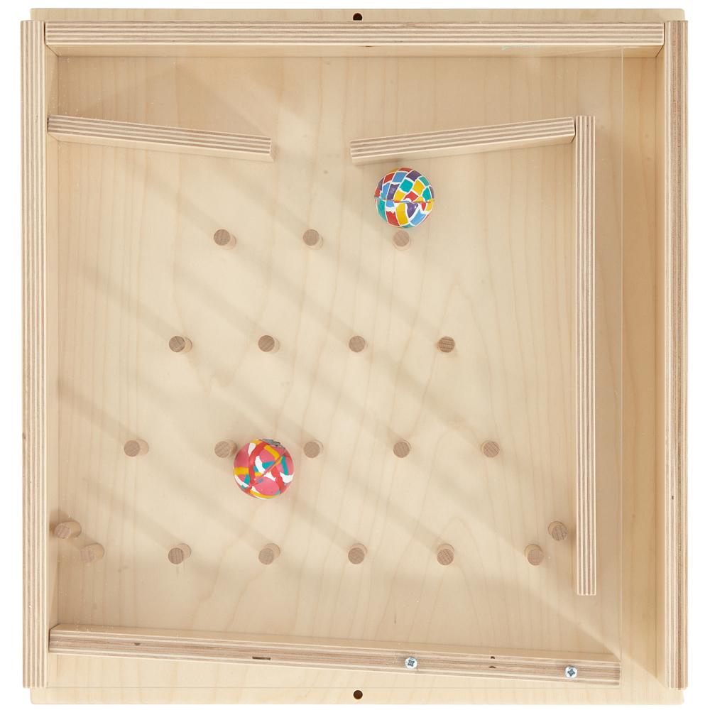 HABA® Sensory Wall Panels - Rubber Ball Stairs