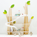 HABA® Grow.upp Wall Play Shelves - Large